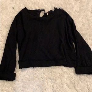 NWOT Free people long sleeved shirt